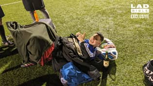 Lad Waits Six Hours For Ambulance After Dislocating Knee Playing Football