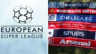 European Super League Founding Clubs Have Signed A 23-Year Commitment To The Competition
