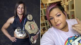 Transgender MMA Star Fallon Fox To Have Film Made Documenting Her Life