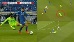 Paulo Otavio Gets Straight Red Card For The Biggest Sh*thousery Moment Of The Season