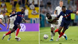 Paul Pogba's Brilliant Highlights Leave Fans Asking Why He Can't Play That Well For Manchester United