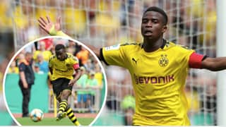 14-Year-Old Youssoufa Moukoko Scores Six Goals On His Borussia Dortmund U19 Debut