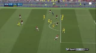 WATCH: Francesco Totti Is At It Again