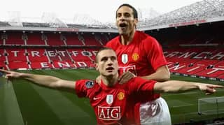 Rio Ferdinand And Nemanja Vidic Were Named Premier League's Greatest Defensive Duo