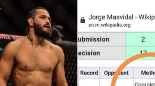 Jorge Masvidal Vs Kamaru Usman Branded 'Complete Utter Borefest' On Wikipedia
