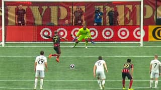 Atlanta United's Josef Martinez Produced One Of The Worst Penalty Misses Ever