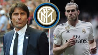 Antonio Conte Wants Gareth Bale To Be His Marquee Summer Signing At Inter Milan