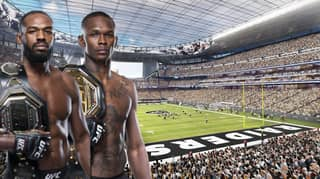 Jon Jones Vs. Israel Adesanya - UFC Mega-Fight Teased For December 2021