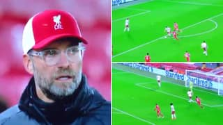 Impressive Video Shows Liverpool's Pressing Against Arsenal Was Absolutely Relentless