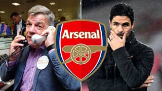 "Arsenal Told To Hire Sam Allardyce And Replace ""PE Teacher"" Mikel Arteta"