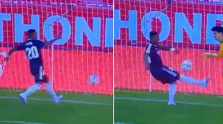 Real Madrid's Vinicius Jr Comes Up With Inexplicable Miss Against Sevilla