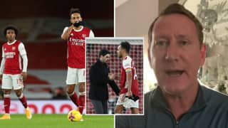 Ray Parlour Is Worried Arsenal Will Get Relegated From The Premier League This Season