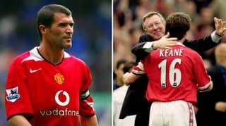 Sir Alex Ferguson Revealed The Match He Realised It Was Over For Roy Keane