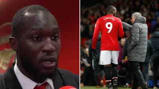 Romelu Lukaku Spoke Honestly About Jose Mourinho After United Beat Arsenal In The FA Cup