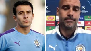"""Pep Guardiola Confirms Eric Garcia Has Rejected A New Contract And """"Wants To Play In Another Place"""""""