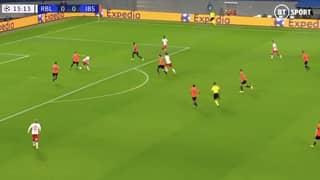 On-Loan Manchester City Left-Back Angelino Scores Superb Goal For RB Leipzig