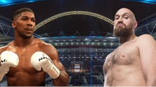 Tyson Fury vs. Anthony Joshua Set For November Or December, Says Eddie Hearn