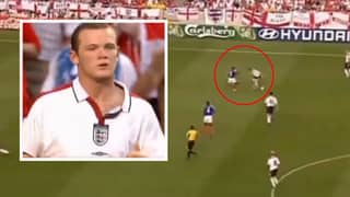 Wayne Rooney's Individual Highlights Vs France At Euro 2004 Could Be The Best Ever From A Teenager