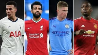The Top 20 Most Valuable Premier League Players Have Been Revealed