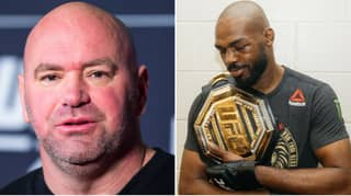 Dana White Finally Responds To Jon Jones Vacating UFC Light-Heavyweight Title