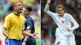 Peter Crouch Describes Moment Ronaldo Had No Idea Who He Was
