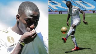 Ferland Mendy Joins Real Madrid After Losing His Dad Aged 11 And Being Told He Would Never Play Again