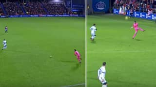 Lugo Goalkeeper Juan Carlos Scores Goal Of The Season Contender From His Own Half