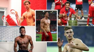 Bayern Munich Squad Have Undertaken Dramatic Body Transformations In The Past 12 Months