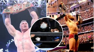 WWE WrestleMania Could Be Cancelled Due To The Coronavirus Outbreak