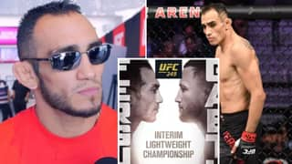 Tony Ferguson's Reaction To UFC 249 Being Cancelled While Promoting The Event