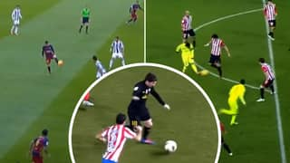 A Compilation Of Lionel Messi's 'Pre-Assists' Proves What An Absolute Genius He Is