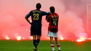 On This Day 15 Years Ago One Of The Milan Derbies Most Iconic Moments Happened