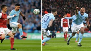 Manchester City Win The Carabao Cup
