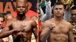 Canelo Alvarez Claims That He Could Beat Floyd Mayweather In A Rematch