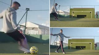 Mason Mount Pulls Off Skill Shot So Outrageous That People Don't Think It's Real
