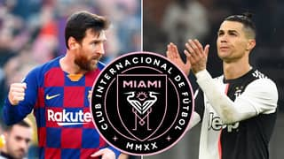 'Lionel Messi And Cristiano Ronaldo Could Finish Their Careers At Inter Miami Because Of David Beckham'