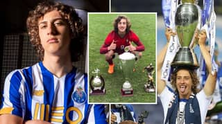 Meet The Record-Breaking Teenager Who Is Being Compared To His Idol Cristiano Ronaldo