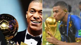 Kylian Mbappe Brilliantly Includes Himself As He Lists Ballon d'Or Candidates