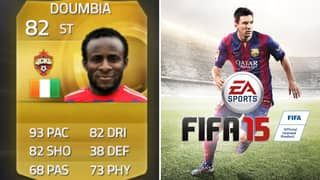 FIFA 15's Seydou Doumbia Named The Most Overpowered Ultimate Team Card In History