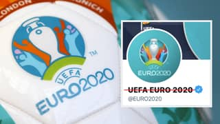 UEFA Confuse Everyone By Claiming Next Summer's Tournament Will Still Be 'Euro 2020' Before Deleting Tweet