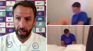Gareth Southgate Reacts To Mason Greenwood And Phil Foden's COVID Breach