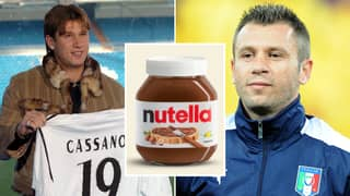 """Antonio Cassano """"Ate Nutella Directly From The Pot And Gained 14 Kilos In Seven Months"""" At Real Madrid"""