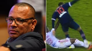 Neymar's Father Launches Massive Rant After Seeing His Son Suffer Ankle Injury