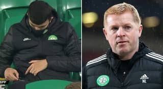 Celtic Boss Neil Lennon To 'Deal With' Mohamed Elyounoussi After He Is Spotted On His Phone After Being Substituted