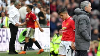Alexis Sanchez Explains The Reason He Didn't Like Jose Mourinho