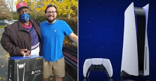 Lad Surprises Gaming Buddy With PlayStation 5 After Learning He Couldn't Get One