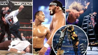 15 WWE Matches That 'Defined The Attitude Era' Have Been Named And Ranked