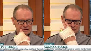 Paul Gascoigne Breaks Down On Live TV After Making Heartbreaking Revelation