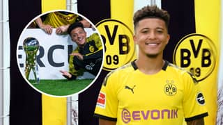 Jadon Sancho Becomes The Second Highest-Paid Teenager In World Football