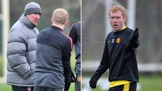Paul Scholes Brilliantly Explains How Good Park Ji-sung Was At Man Marking